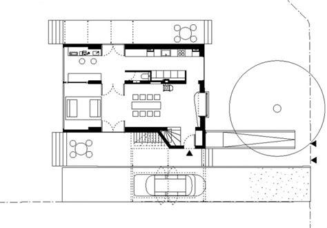 Kleines Einfamilienhaus Grundriss by Kleines Haus In Blau Moderne Einfamilienh 228 User