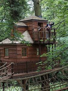434 best Cool Tree Houses images on Pinterest | Tree ...