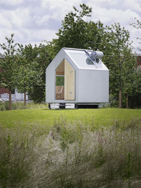 high tech self sufficient tiny house
