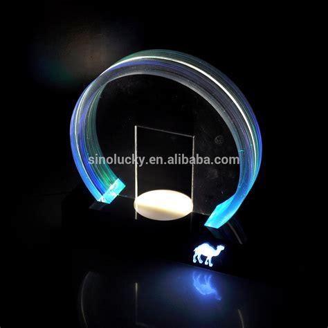 led light box display stand lighting ideas