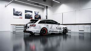 2018 ABT Audi RS6 Avant for Jon Olsson 4K 2 Wallpaper HD