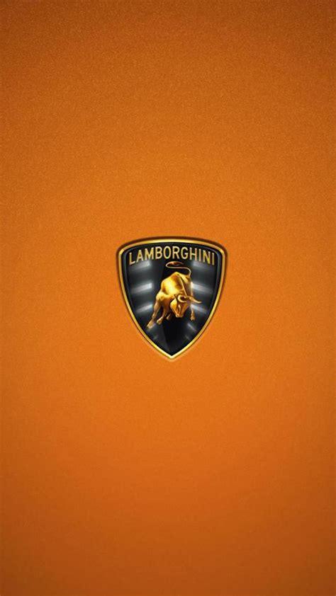 Lamborghini Logo Hd Wallpaper Iphone 6 Plus