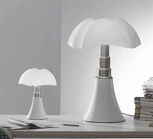 Lampe Italienne Pipistrello : lampe poser pipistrello blanc h86cm martinelli luce luminaires nedgis ~ Farleysfitness.com Idées de Décoration