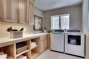 Custom, Laundry, Room, Cabinets, Mn