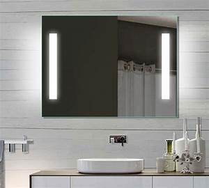 Badspiegel 80 X 60 : design led badezimmerspiegel badspiegel wandspiegel lichtspiegel 80x60 spe8060h ~ Bigdaddyawards.com Haus und Dekorationen