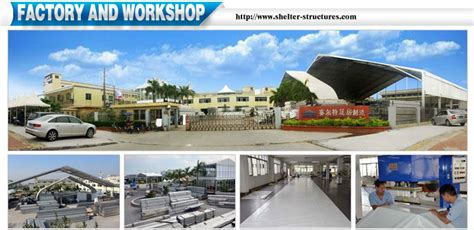 length stretched prefab shelter xm  guangzhou view
