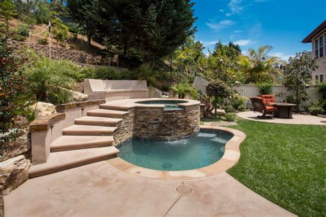 small inground pools pool traditional with bluestone