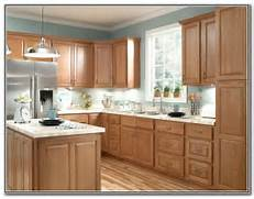 Pinterest Light Oak Cabinets Oak Kitchens And Kitchen Paint Colors Best Small Kitchen Designs For Home Interior Design Ideas With Best Kitchen Is Great Example Of High Contrast Between Dark Toned Wood Wall Color Match For Maple Cabinets Kitchen A