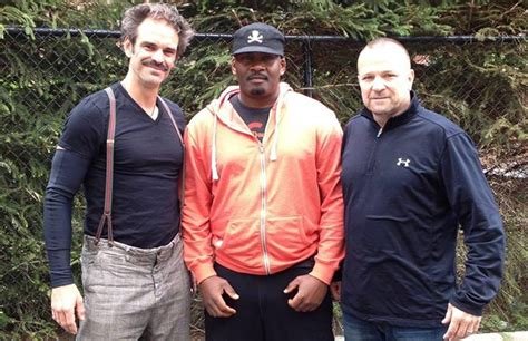 Gta 5's Trevor, Franklin, And Michael Pose In Real Life
