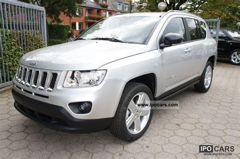 jeep compass sunroof 2011 jeep compass limited 4x2 2 0i navi sunroof car