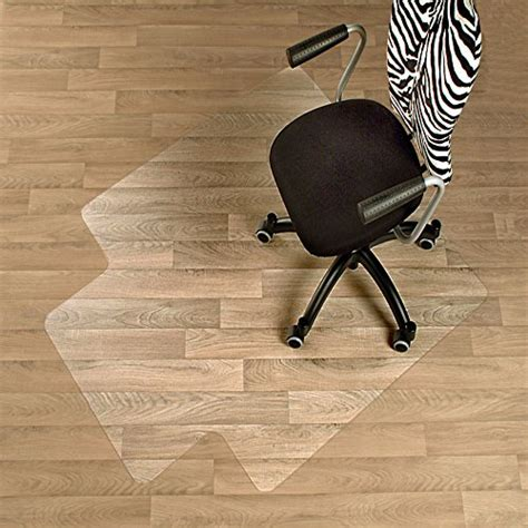 office marshal 174 premium chair mat with lip 36 quot x 48
