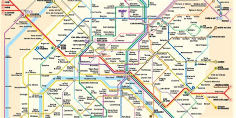 ratp si鑒e le plan du métro parisien devient utilisable gratuitement