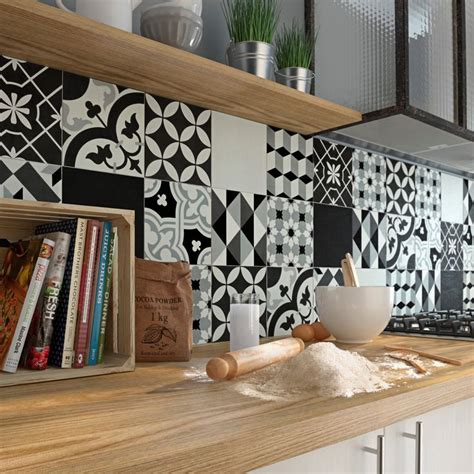 cuisine mikit 10 inspirations déco spécial carreaux de ciment mikit