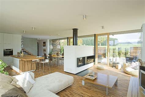 Offener Wohnbereich Wohnideen by Haus Gerber Kreative Moderne