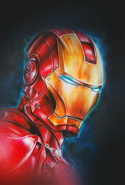 Iphone Super Wallpapers Hero Iron Ironman Ii