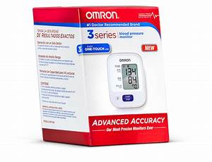 Amazon Com  Omron 3 Series Upper Arm Blood Pressure