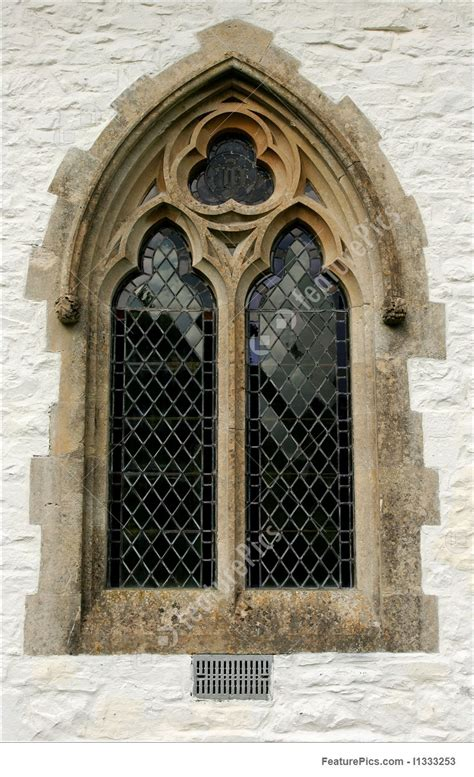 picture  gothic window
