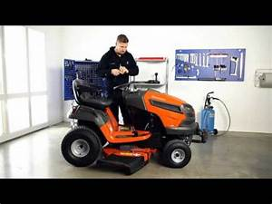 Batterie De Tracteur : husqvarna charge port youtube ~ Medecine-chirurgie-esthetiques.com Avis de Voitures