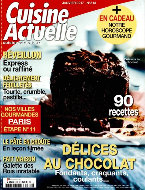 cuisine actuelle abonnement abonnement cuisine actuelle intermagazines