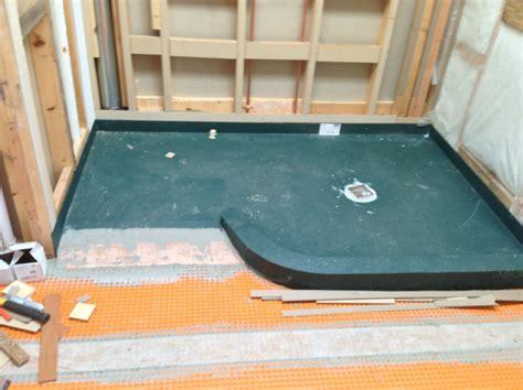 tile ready shower base custom shower remodeling and renovation ideas nationwide