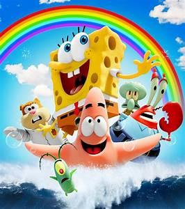 Image Wiki Background The Spongebob Moviesponge Out