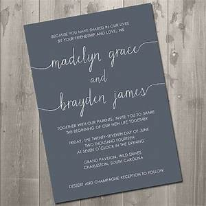wedding invitation wording for joining families matik for With wedding invitation wording joining two families