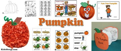pumpkin crafts for preschool preschool pumpkins activities and crafts kidssoup 366