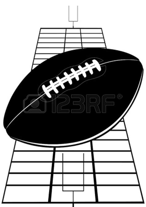 football stadium clipart black and white football field black and white clipart panda free