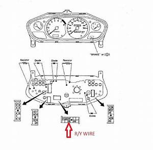 How To  240sx Speedo Wiring Dakota Digital Sgi-5e - Ls1tech