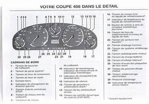 Voyant Tableau De Bord 206 : antid marrage sur 406 break srdt 1 9 td 92cv 1998 ~ Gottalentnigeria.com Avis de Voitures