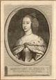 Hedwig Eleonora of Holstein-Gottorp 1636-1715   Antique ...