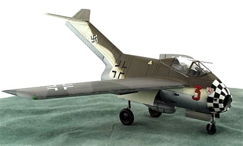 Focke-Wulf Ta 183 by Christian Anderson (AMtech 1/48)
