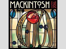 Charles Rennie Mackintosh Calendars 2016 on EuroPosters