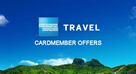 American Express Travel Offers