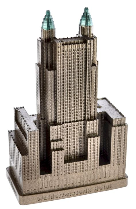 replica buildings infocustech waldorf astoria  york
