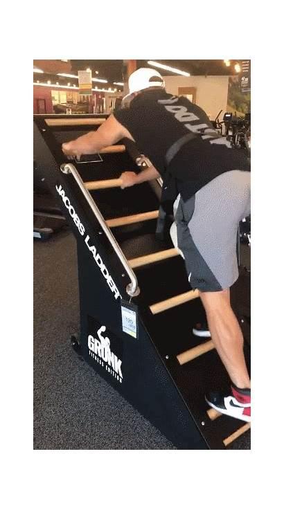Ladder Gronk Step Machine Jacob Treadmill Jacobs