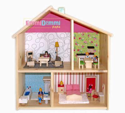 Playmobil Ikea Kinderzimmer Für Lena by Ikea Flisat Puppenhaus Playmobil Puppenhaus Haus