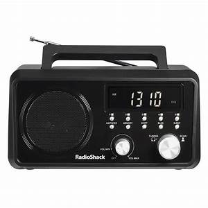 Portable Digital Am  Fm  Wx Weather Radio
