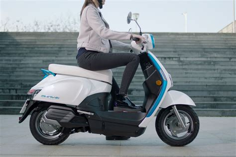 Kymco's New Electric Scooters Could Be The Sign Of A