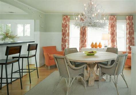 couleur de peinture pour salle a manger salon cuisine ouverte deco maison moderne