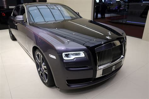 More Diamonds, Sir? Rolls-royce Displays Ultimate Bespoke