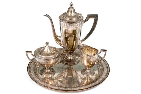 There are 622 tiffany coffee for sale on etsy, and they cost 30,10 $ on average. Tiffany And Co. Sterling Silver Four Piece Coffee Service ...