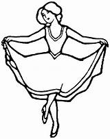 Stage Coloring Performer Dance Pages Getdrawings Getcolorings Template sketch template