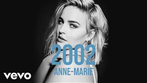 2002 (lyric Video) [co-written By Ed Sheeran