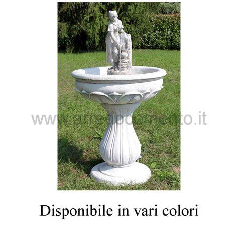 fontane da terrazzo fontane da giardino moderne