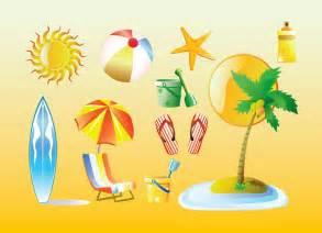 Summer Vacation Clip Art Free