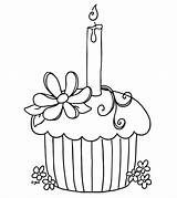 Coloring Pages Cupcake Printable Cake Birthday Unicorn Happy Momjunction Toddler Lovely Cdn2 Snacks sketch template
