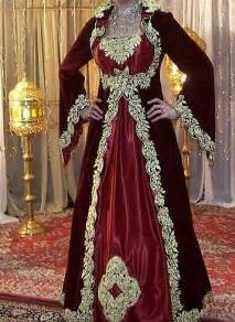 robe mariage algerien all races traditional dress