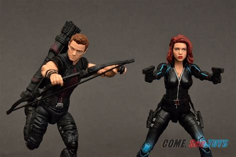 Come See Toys Marvel Legends Amazon Exclusive Avengers
