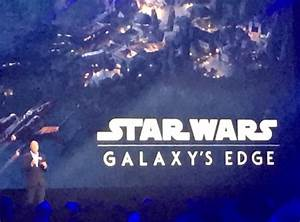 """Star Wars Land to Be Named """"Galaxy's Edge"""" - LaughingPlace.com"""